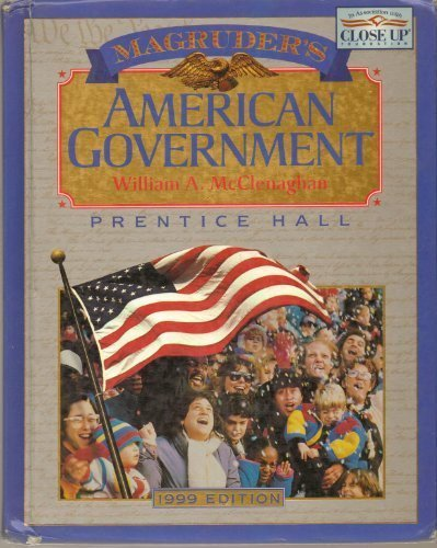 1999 Magruder's American Government