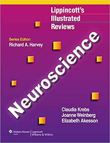 Kết quả hình ảnh cho Lippincott Illustrated Reviews - Neuroscience