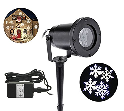 Vnina-Waterproof-IP65-Holiday-Decoration-Christmas-LED-Rotating-Projector-Lamp-Replaceable-Lens-IndoorOutdoor-Garden-Lamp-Holiday-Lights-for-Wall-Deco