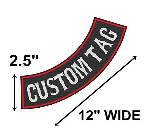 (Custom Embroidered 12