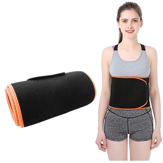 TESITE Cinturones Deportivos De Yoga para Mujer Cintura ...