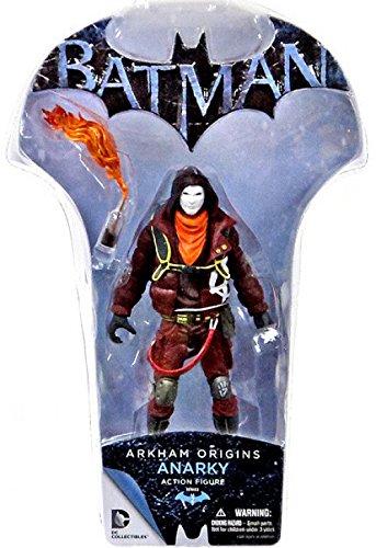 DC Collectibles Batman Arkham Origins Series 2 Anarky Action Figure for $<!--$27.99-->