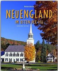 Reise durch NEUENGLAND im Osten der USA - Ein Bildband mit über 170 Bildern - STÜRTZ Verlag