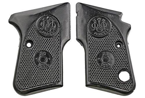 Beretta 950 Jetfire Grips, .25 ACP, Black
