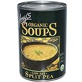 Amy's, Organic Soups, Split Pea, Low Fat, 14.1 oz (400 g) - 2pcs