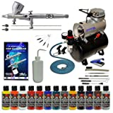 Master Multi-Purpose Deluxe Precision High Detail Control Master Airbrush Mod...