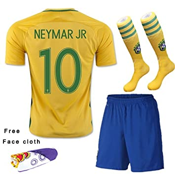 da61460ff SOCCER PLANET 2016-2017 Football Soccer Kits Home Jersey Sportwear Shirt    Shorts   Socks