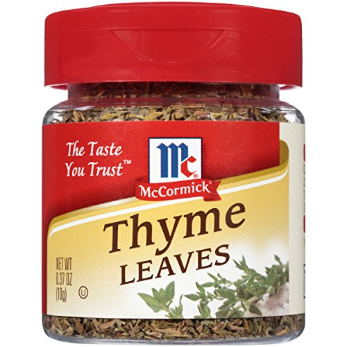 McCormick Thyme Leaves 0 37 oz