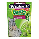 Image of Vitakraft Chinchilla Drops with Dandelion Treat, 5.3 Ounce Pouch
