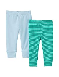 Carter's Just One You Baby Girls' 2 Pack Pants