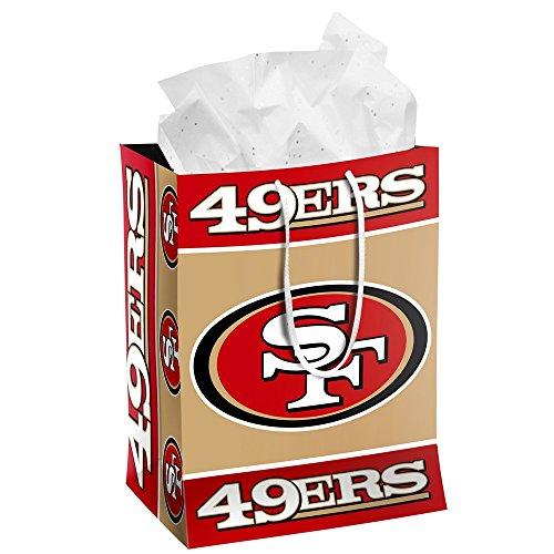 San Francisco 49Ers Official NFL Gift Bag