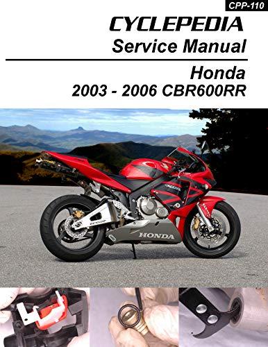 (2003-2006 Honda CBR600RR Service Manual)