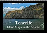 Tenerife Island Magic in the Atlantic 2018: Tenerife - Impressions of the Volcanic Canary Island off the Coast of Africa. (Calvendo Nature)