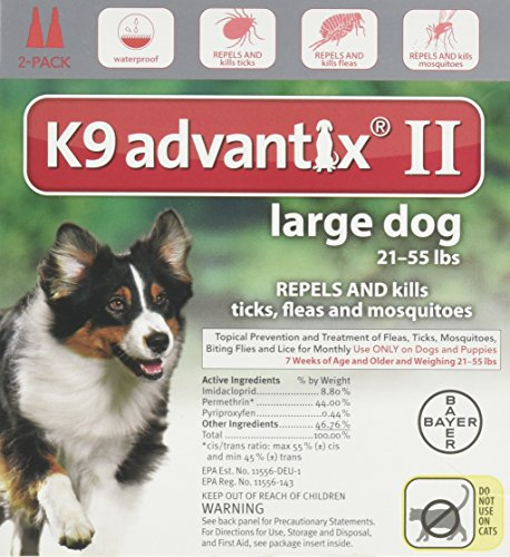 bayer-k9-advantix-ii-flea-tick-and-mosquito-treatment-for-large-dogs-21-55-lb-2-doses
