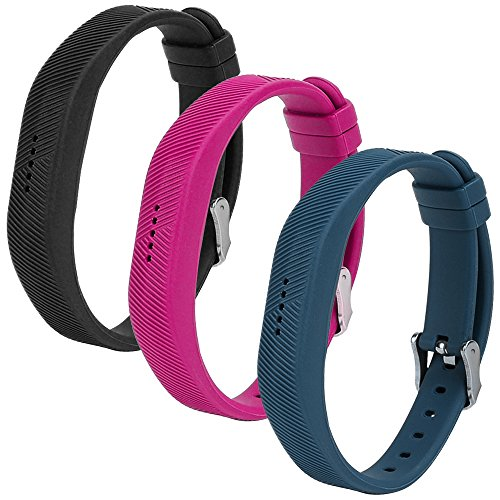 Buckle Fitbit AFUNTA Silicone Wristband