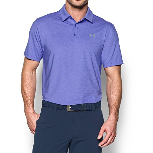 Purple Golf Arch - Under Armour Men's Playoff Polo, (759)/Purple Chic, Small