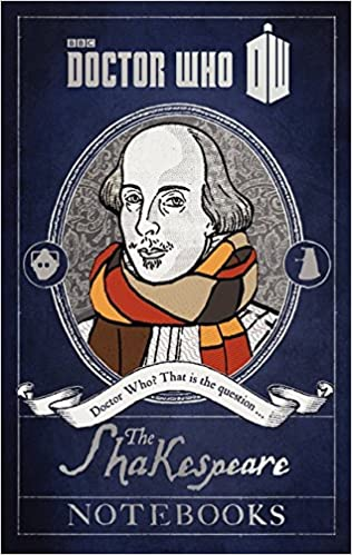 Amazon Doctor Who The Shakespeare Notebooks 9780062344427