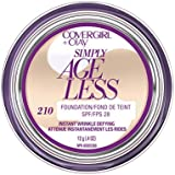 CoverGirl & Olay Simply Ageless Foundation, 0.4-Ounce Package