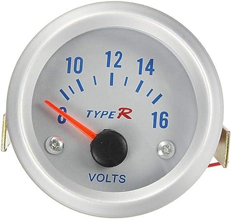 8 16v Volt Zeiger Voltmeter Messinstrument Lehre Elektronik