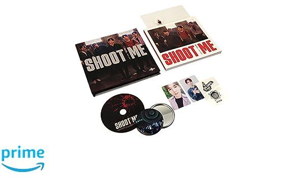 3rd Mini Album CD+Photobook+Photocard+Poster NEW Shoot Me