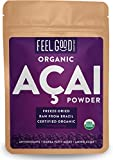 Best Acais - Organic ACAI Powder (Freeze-Dried) - 2oz Resealable Bag Review
