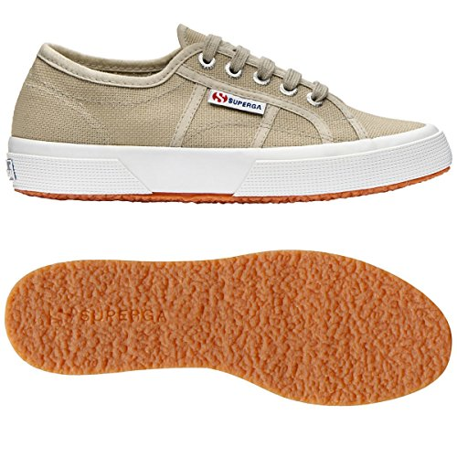 Le Superga - 2750-plus Cotu - Taupe - 39