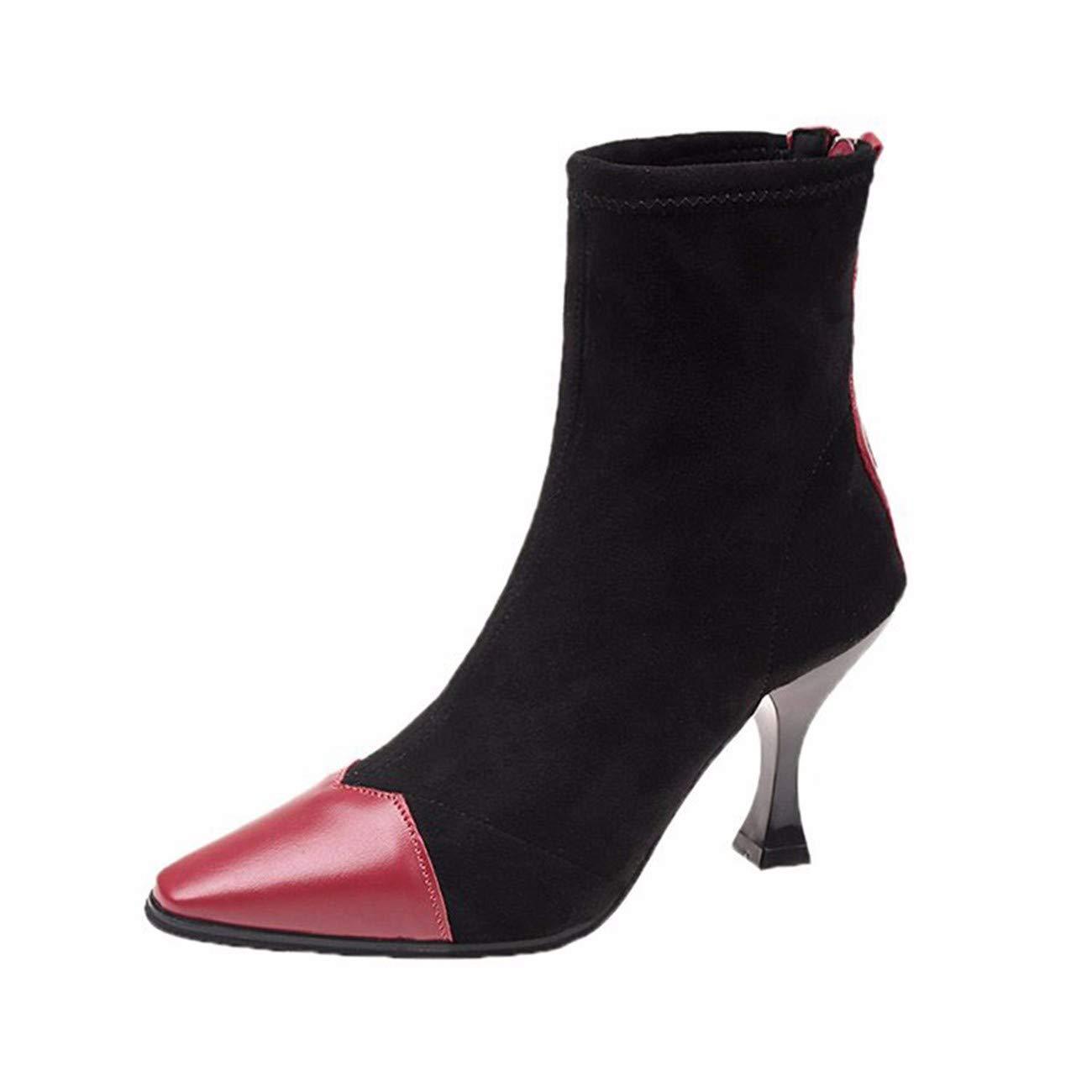QPGGP-Stiefel Frauen - Stiefel Und Schuhe