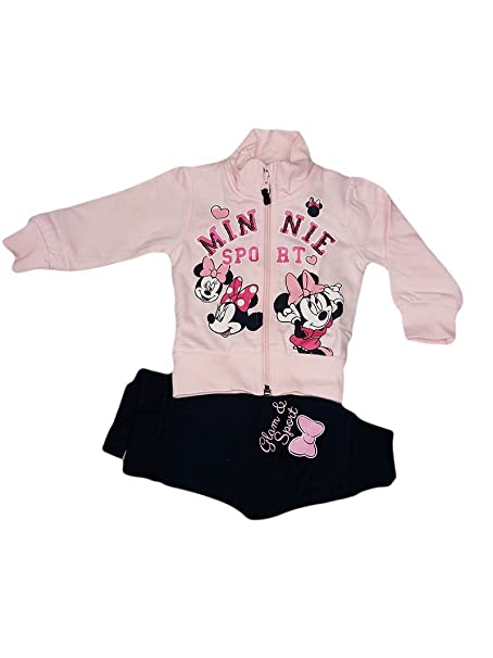 Disney Baby Minnie Mouse Jogging Tuta