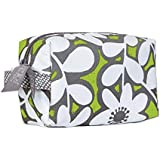 C.R. Gibson Cotton Cosmetic Case, Medium, Rapture by Iota Chic
