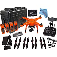 Autel Robotics X-Star Premium Rugged Bundle with Spare Batteries and Case