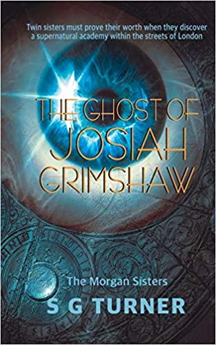 The Ghost of Josiah Grimshaw (The Morgan Sisters): Amazon.es ...