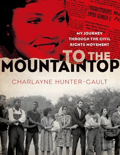 To the Mountaintop: My Journey Through the Civil Rights Movement (New York Times) by Charlayne Hunter-Gault - Mall Shopping Times Square