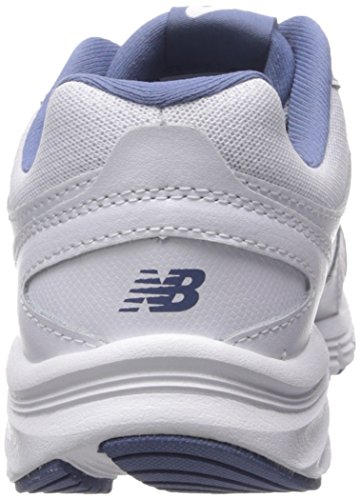 496v3 Uk White New C Shoe blue 4 d Women's Walking Balance SxwpqgF
