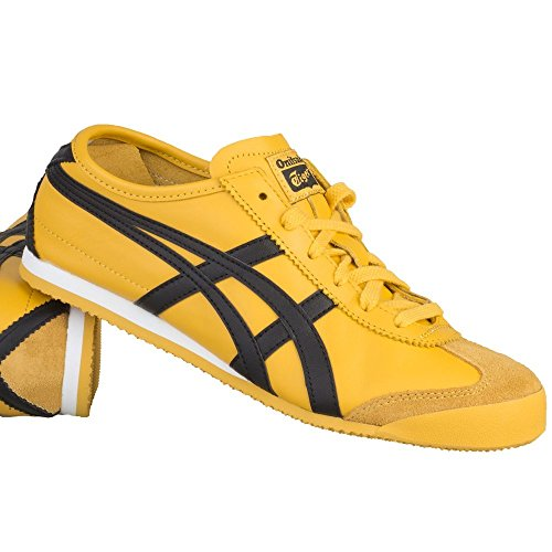 Gelb mixtes Mexico 66 nbsp;– Tiger Adulte Chaussures Onitsuka nbsp; Tiger 6R4BxwzzqU