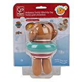 NEW 2017 Hape Kids Little Splashers Swimmer Teddy Wind-Up Bath Toy