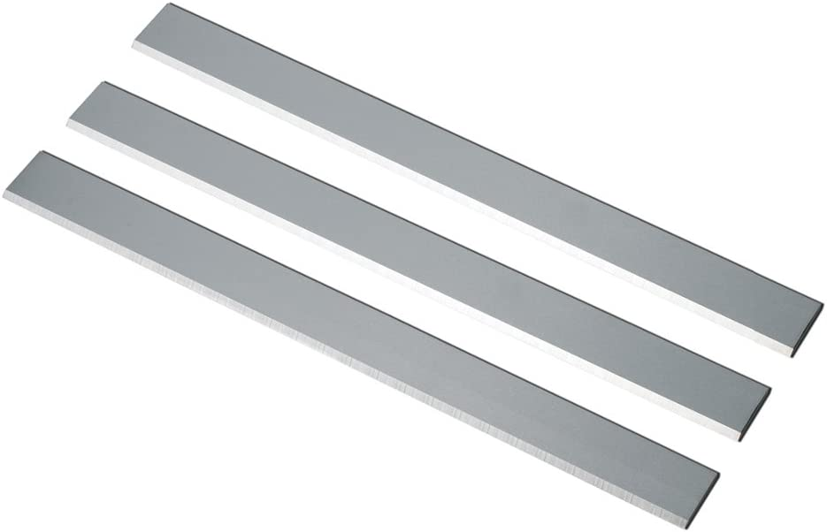 12-Inch Length CMT 794.302 3.Pcs HS Planer and Jointer Knives