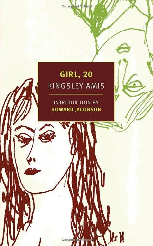 book cover of Girl, 20