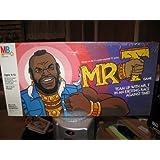 Mr. T Board Game (1983) Milton Bradley