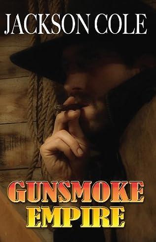 book cover of Gunsmoke Empire