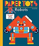 img - for Robots: 12 Paper Robots to Build (Paper Toys) book / textbook / text book
