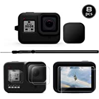 6X MEXXPROTECT Ultra-Clear Screen Protector for GoPro Hero Session 100/% accurately Fitting 6 Protective Films Residue-Free Removal Very Simple Assembly