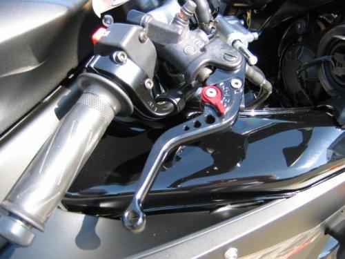 Brake Clutch Levers for Triumph 675 STREET TRIPLE R//RX 2009-2016 DAYTONA675 2016