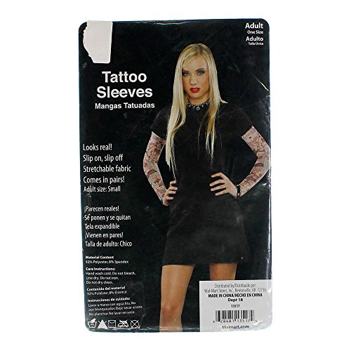 Womens Ink-spirations Tattoo Sleeves Hollywood Glam]()