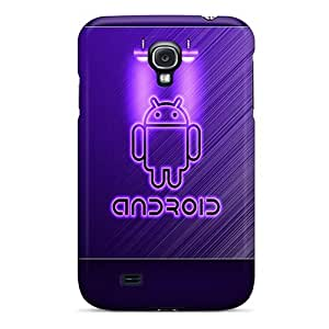 Android Case Compatible With Galaxy S4/ Hot Protection Case by icecream design