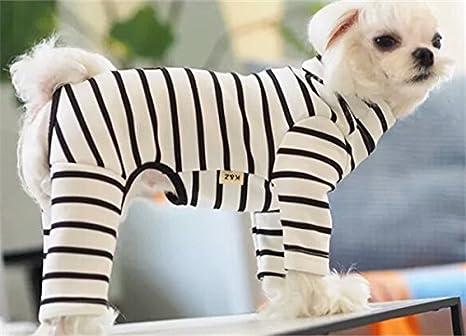 2017 perro Jumpsuit tira perro ropa Otoño Invierno perro Outfit ...