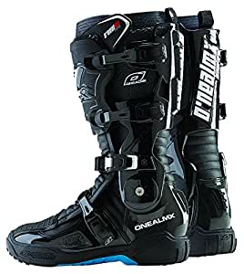 O'Neal Racing RDX Men's Off-Road Motorcycle Boots - Black / Size 7