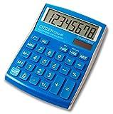 Citizen CDC 80Calculator Light Blue
