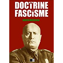 La Doctrine du Fascisme (French Edition)