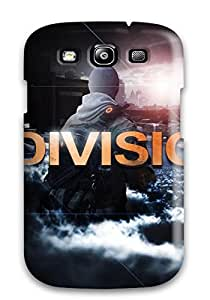 Premium Protection Tom Clancys The Division Game Desktop Case Cover For Galaxy S3- Retail Packaging