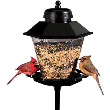 Cherry Valley  Coach Lamp Bird Feeder Model 6200